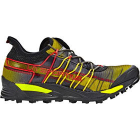 La Sportiva Mutant Hardloopschoenen Heren, zwart/geel